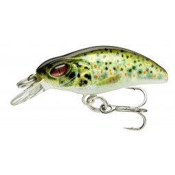 Prorex Micro Minnow 30F-SR live brown trout