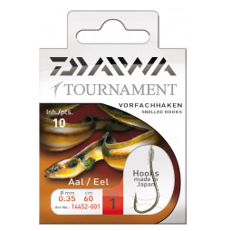 DAIWA TOURNAMENT HÁČIKY - ÚHOR