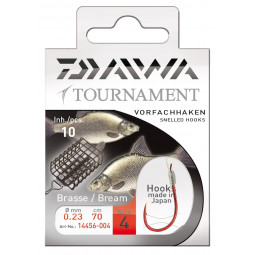 DAIWA TOURNAMENT HÁČIKY - PLESKÁČ
