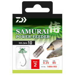 DAIWA SAMURAI HÁČIKY - POWER FEEDER