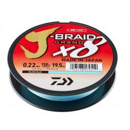 DAIWA J-BRAID X GRAND X8 BLUE 135 m