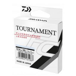 DAIWA Tournament Fluorocarbon Leader fluorokarbón
