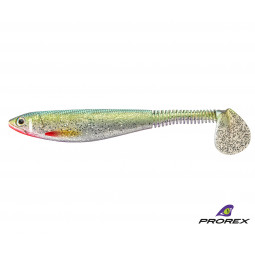 DAIWA PROREX SIDE KICK SHAD XL HERRING GREEN