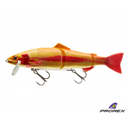 DAIWA Prorex Hybrid Trout live gold trout Hybridná nástraha