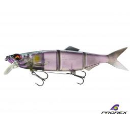 DAIWA Prorex Hybrid Swimbait ghost purple ayu Hybridná nástraha